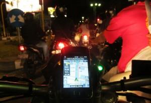 Ça roule à Bali : Le GPS, la carte, le balinais ou rien pour se diriger ?