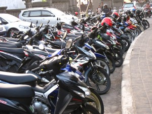 parking scooter bali lebaliblog
