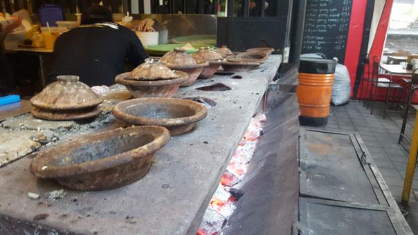 Dessert traditionnel Javanais chez Warung Soerabi Bandung (2)