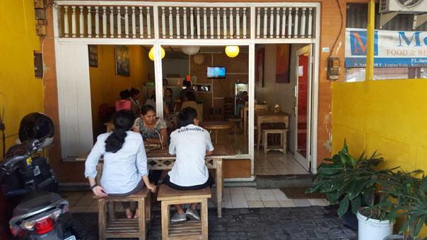 Warung Ronggeng Meilleur Restaurant Indonésien Legian Seminyak Pas Cher (4)