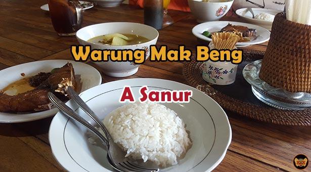 Restaurant Warung Mak Beng a Sanur