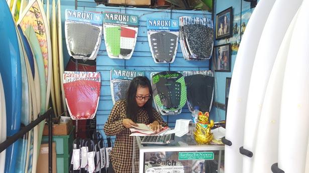 Louer une Planche de Surf a Bali kuta seminyak (1)