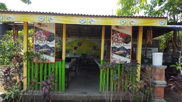 Warung Batan Bekul Meilleur Poisson Grille et Pas Cher a Nusa Dua Benoa (2)