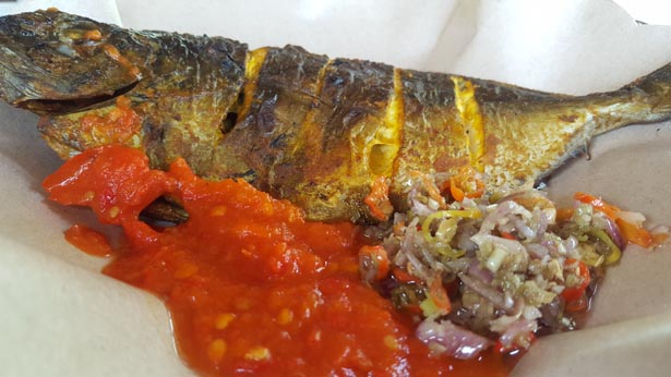 Warung Batan Bekul Meilleur Poisson Grille et Pas Cher a Nusa Dua Benoa (4)