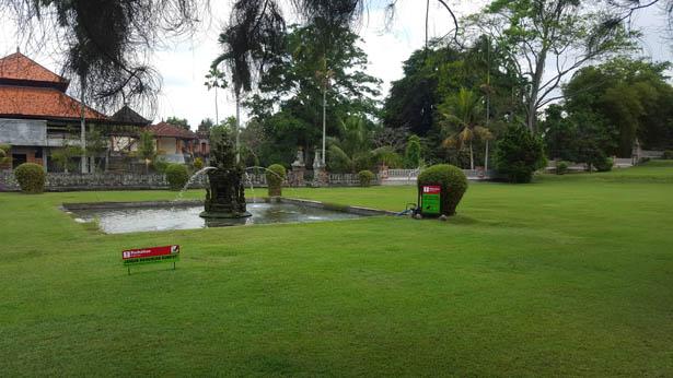 Visite du Temple Taman Ayun a Mengwi (10)