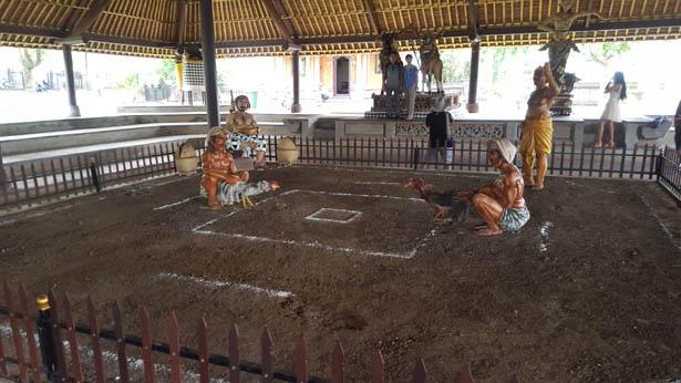 Visite du Temple Taman Ayun a Mengwi (11)