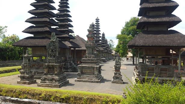 Visite du Temple Taman Ayun a Mengwi (3)