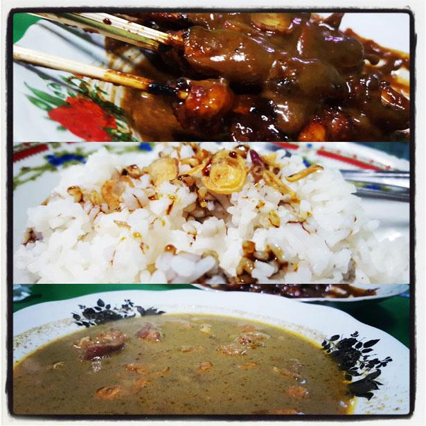 2_Plats indonesiens a deguster absolument a Bali_Sate Ayam Gule