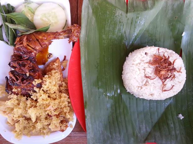 6_Plats indonesiens a deguster absolument a Bali_Nasi Uduk