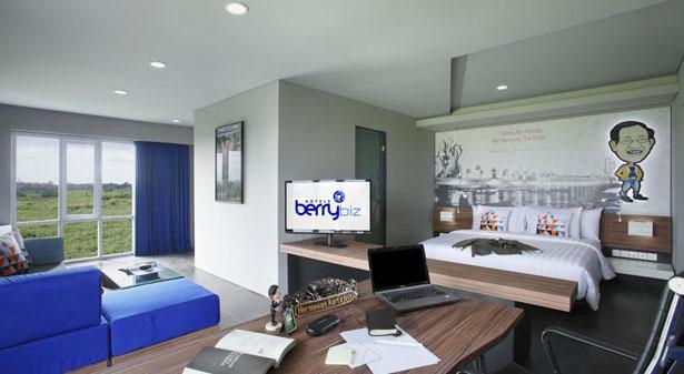 Berry Biz Hotel 2