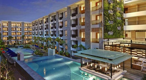 Courtyard by Marriott Bali Seminyak 1