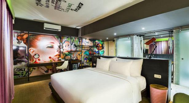 Dash Hotel Seminyak 1
