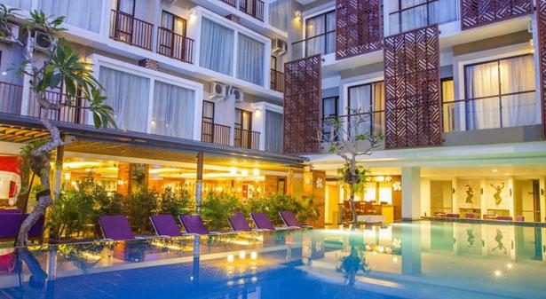 Horison Hotel Seminyak Bali 1