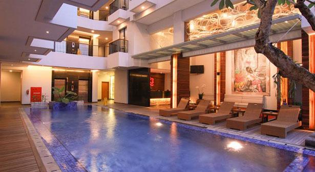 Ping Hotel Seminyak Bali 1
