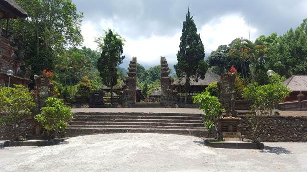Pura Luhur Batukaru Tabanan Centre de Bali (1)