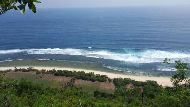 la plage cachée de Nyang Nyang a Pecatu Ulu Watu Plus belles plages Bali (25)
