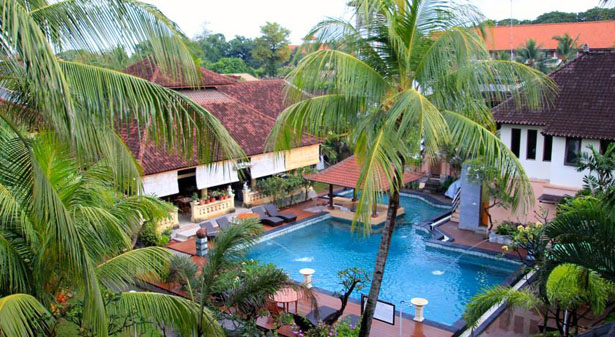 Bakung Beach Resort Hotel Kuta 1