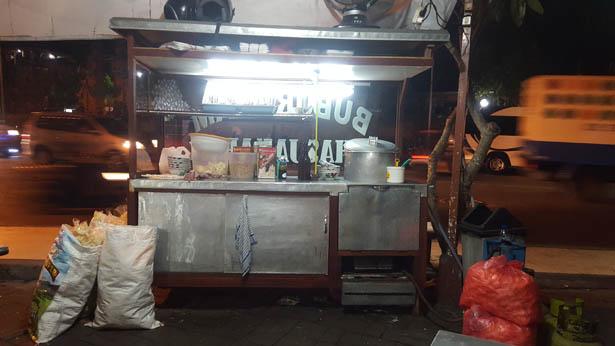 Bubur Ayam Cuisine Indonesie Kuta Warung (1)