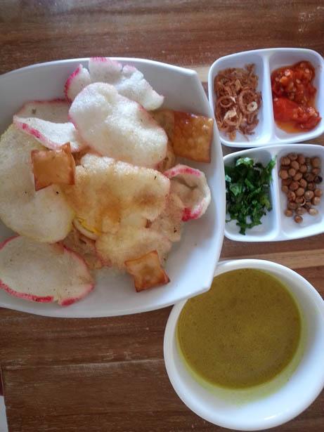 Bubur Ayam Cuisine Indonesie Kuta Warung (5)