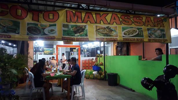 Coto Makassar Cuisine de Sulawesi à Bali (5)