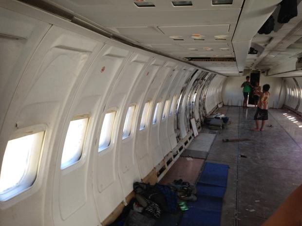 Decouvrez l'avion abandonne d'Ungasan sur le Bukit 2