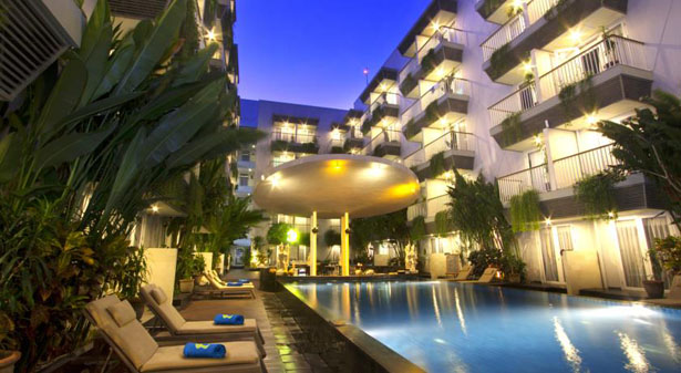 EDEN Hotel Kuta Bali 1