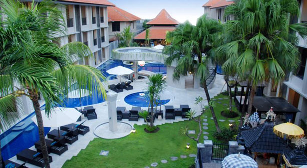 Grand Barong Resort Hotel Kuta 1