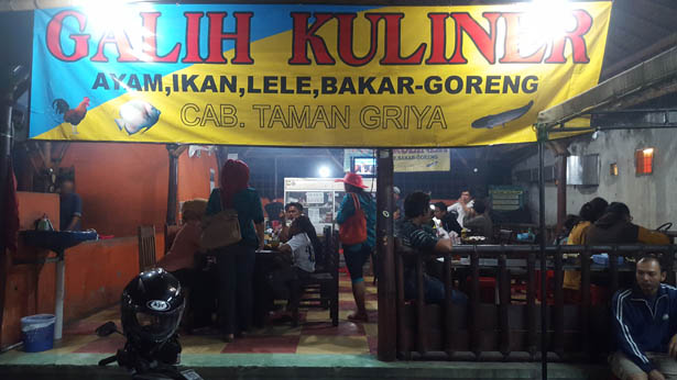 Jimbaran Poulet roti Galih Kuliner Ayam Bakar (1)