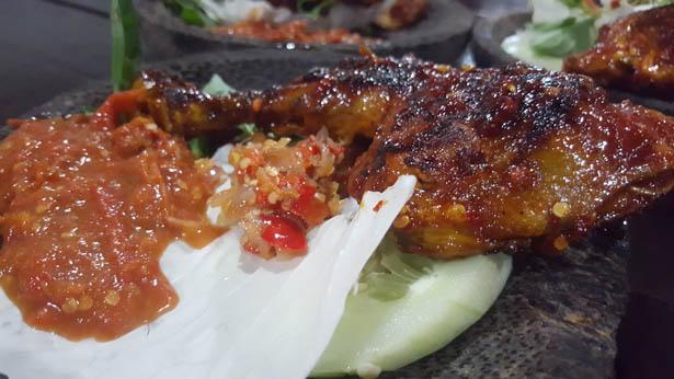 Jimbaran Poulet roti Galih Kuliner Ayam Bakar (13)
