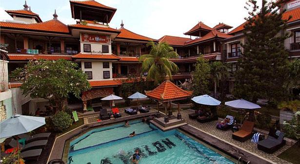 La Walon Hotel Kuta 1