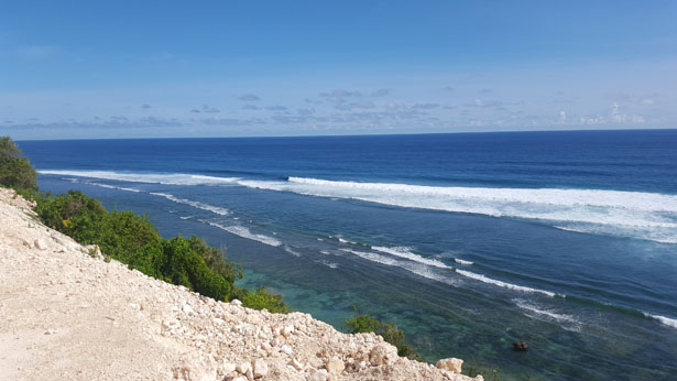 Les falaises de Melasti - Plage Melasti Peninsule Bukit Bali (23)