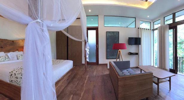 Surya Kembar Villas Hotel Ubud 2