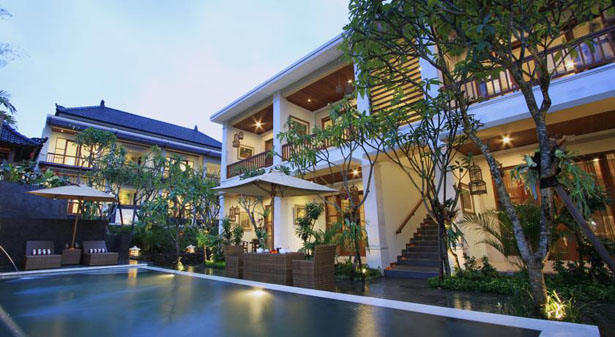 Tebesaya Cottage Hotel Ubud 1