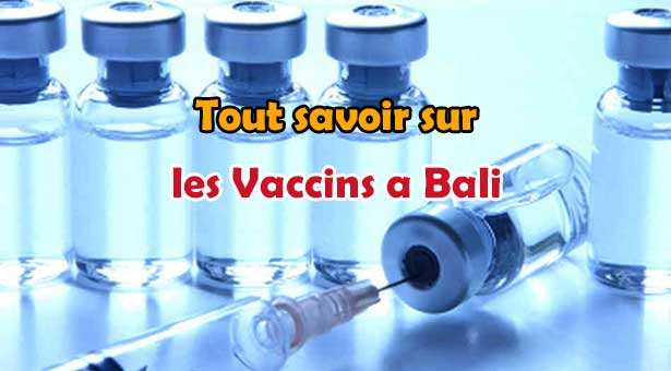 Vaccin Bali : Guide Complet