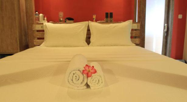 Maha Putri Bungalows Hotel Gili Trawangan Lombok 2