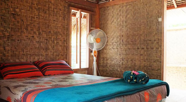 Why Not Bungalows Hotel Gili Trawangan 2