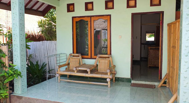 Why Not Bungalows Hotel Gili Trawangan