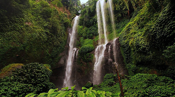 Cascades Chutes d eau de Sekumpul Singaraja Munduk Bali Blog