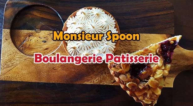 Monsieur Spoon : Votre Boulangerie Pâtisserie à Bali