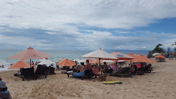 Plage de Dreamland Bukit Sud Bali Blog Bali (1)