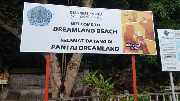 Plage de Dreamland Bukit Sud Bali Blog Bali (17)