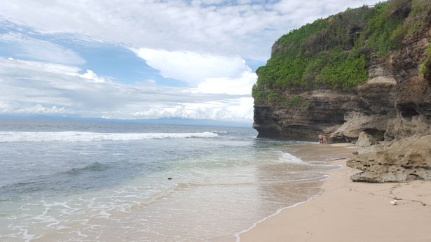 Plage de Dreamland Bukit Sud Bali Blog Bali (9)