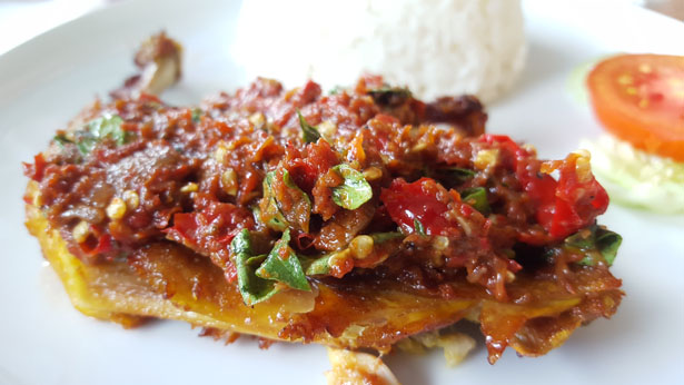 Restaurant Bali Cuisine indonesienne Blog Bali (14)