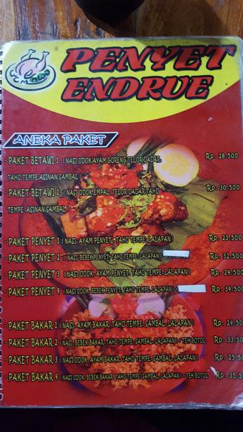 Restaurant Seminyak Penyet Endrue Blog Bali (11)