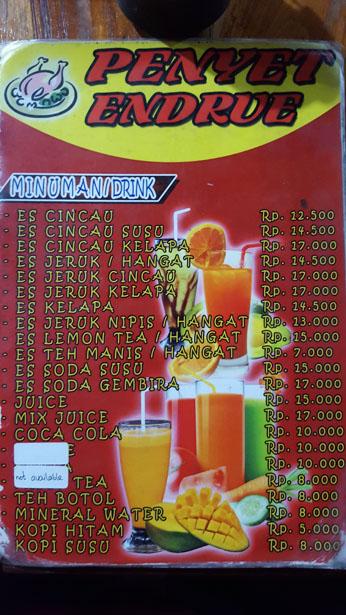 Restaurant Seminyak Penyet Endrue Blog Bali (14)
