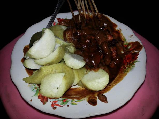Sate Ayam Brochette Poulet Street Food Bali Blog Bali (10)