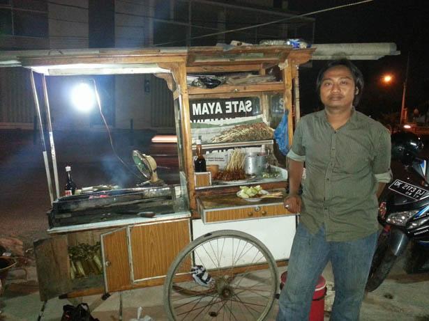 Sate Ayam Brochette Poulet Street Food Bali Blog Bali (11)