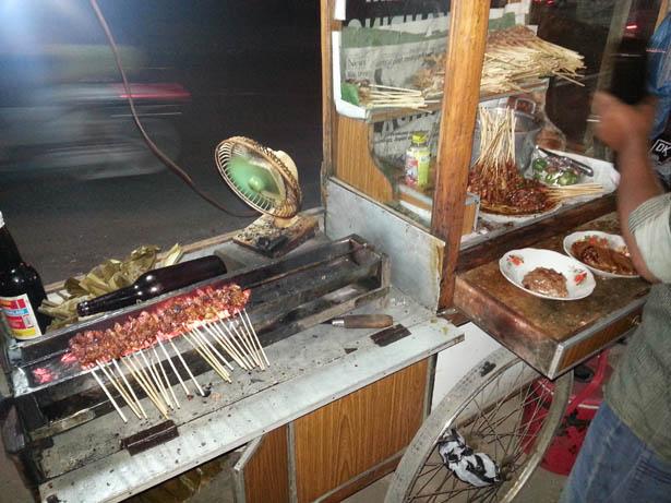 Sate Ayam Brochette Poulet Street Food Bali Blog Bali (7)