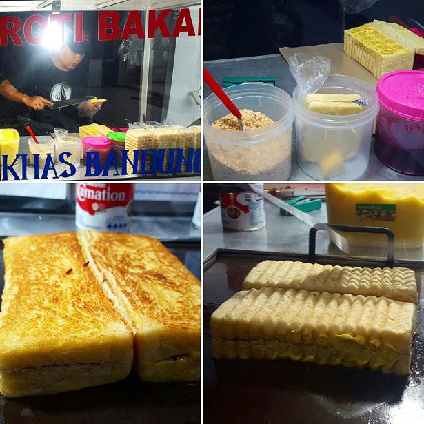 Street Food Bali Roti Bakar Toast Pain Grille Blog Bali (6)