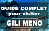 Guide complet pour visiter Gili Meno